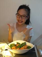 Me & my pasta <3